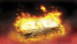 Money Will Burn