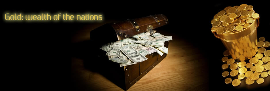 Gold: Wealth of the Nations