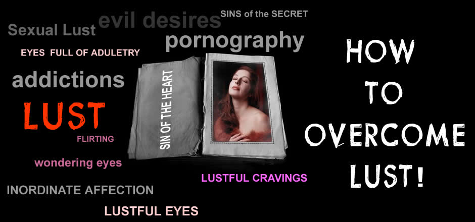 How To Overcome Lust
