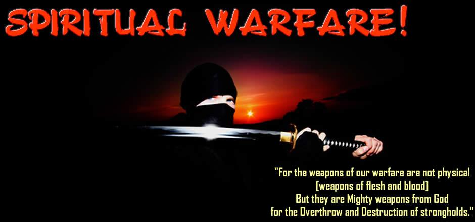 Spiritual Warfare - The Knock Out!