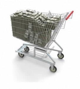 Money Trolley