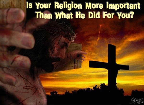 Is Your Religion More Important?
