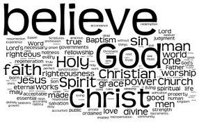 Believe Christ