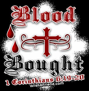 Blood Bought