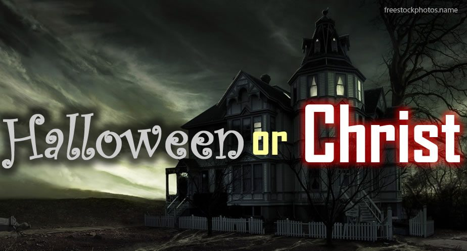 Halloween or Christ - deception in the Church