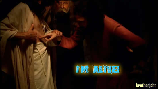Touch Me I'm Alive!