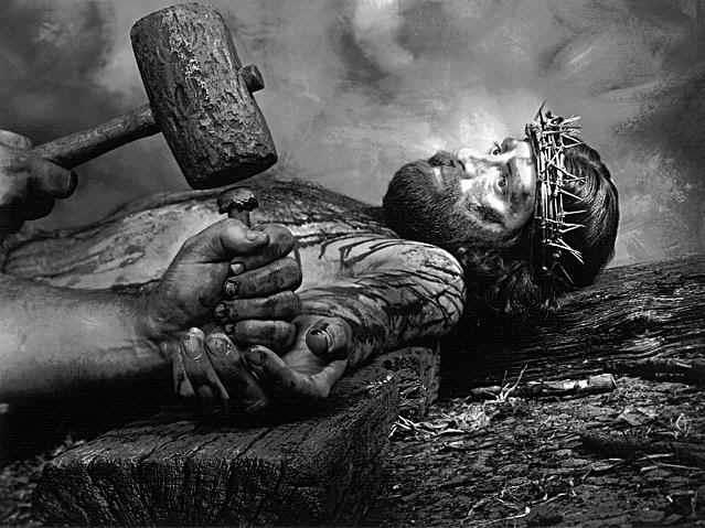 Christ Chose to Suffer and Die For You