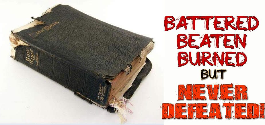 Bible is Corrupted?