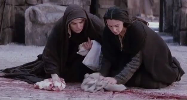 Love of a Mother.... Mary Knows The Truth....