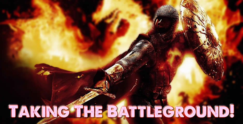 Taking the Battleground