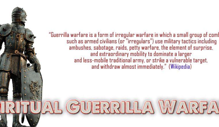 Spiritual Guerrilla Warfare