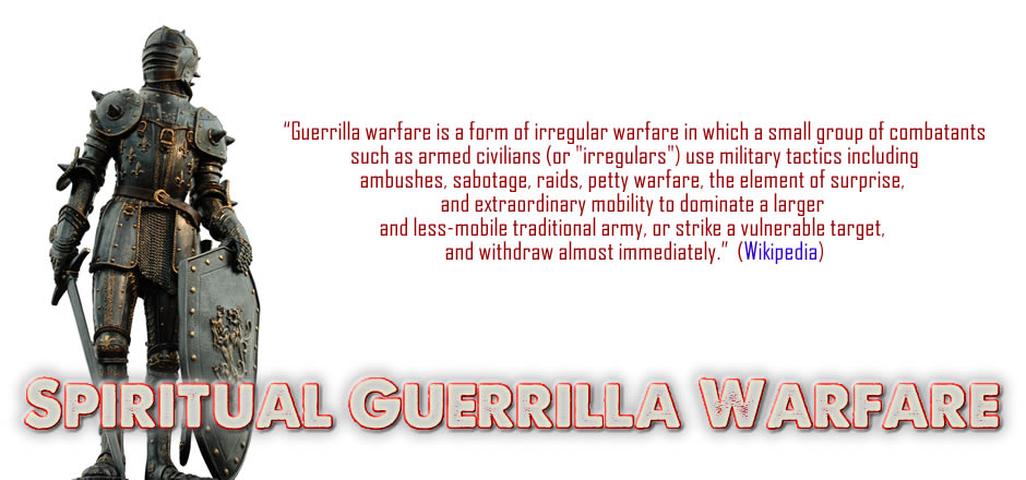 Spiritual Guerrilla Warfare