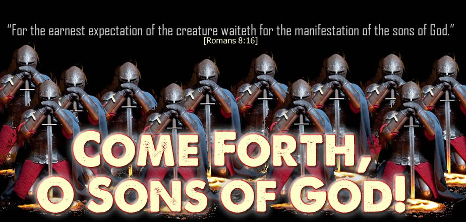 Sons of God - Army of Righteousness