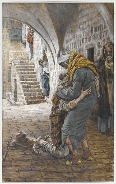 Prodigal Son Repents