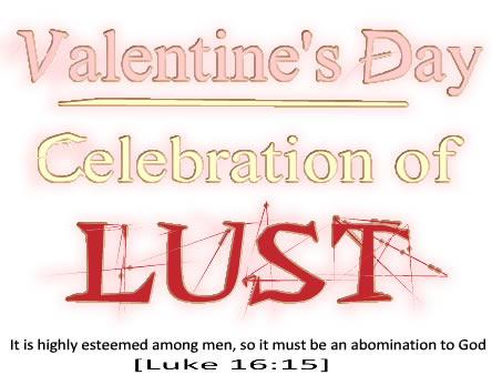Celebration of Lust