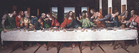 Giampietrino Last Supper