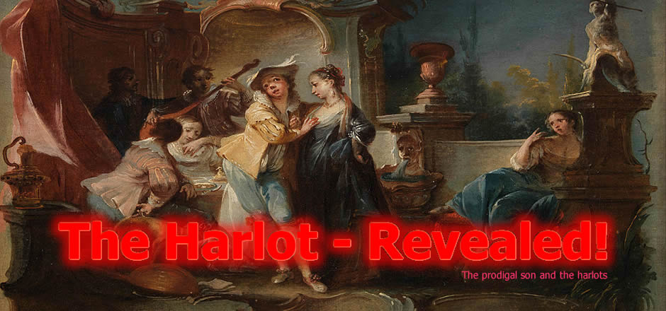The Harlot - Revealed