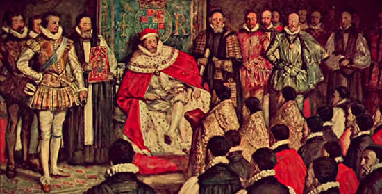 King James and The 54 Language Experts