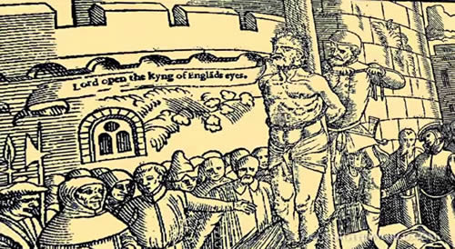 William Tyndale Martyr