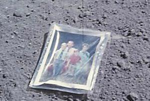 Astronaut Charlie Duke & Family
