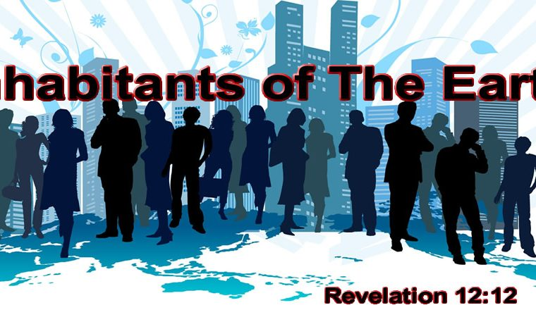 The Inhabitants of The Earth