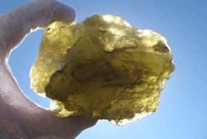 Libyan Glass