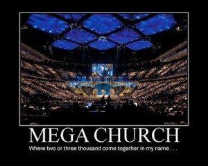 Mega Church Preaches Pop-Gospel