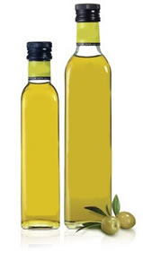 Glass Olive Oil Bottles