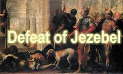 Defeat of Jezebel