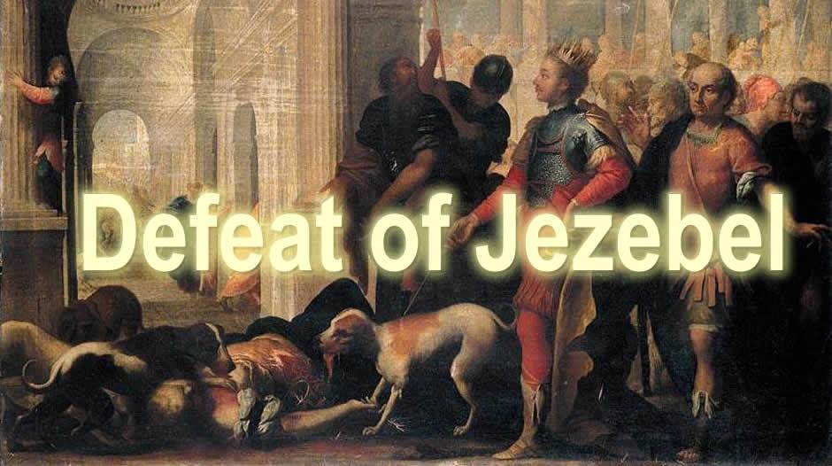 Defeat of Jezebel