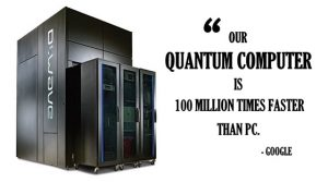 Google Has The Powerful Quantum Computer